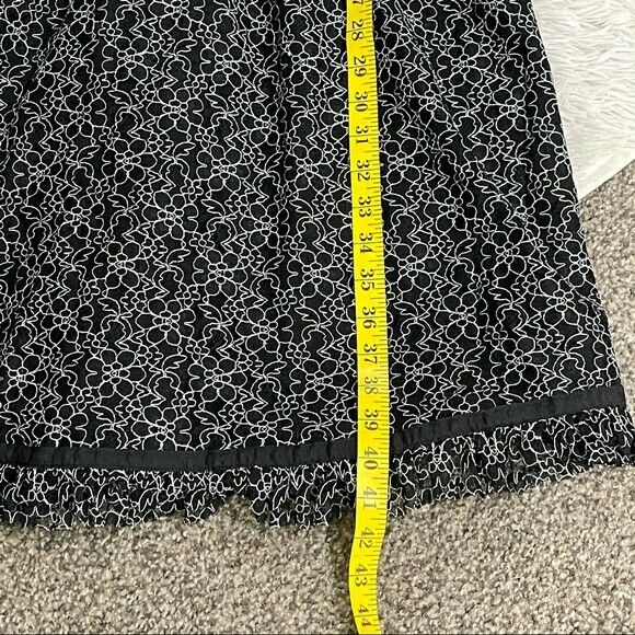 Betsey Johnson lace overlay Corset Dress Vintage - image 7