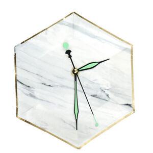 1set-luminous-Silent-Quartz-Wall-Clock-Spindle-Movement-Mechanism-Part-DIY-T-HV