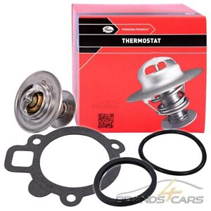 GATES THERMOSTAT FÜR FORD FIESTA 2 1.6 D BJ 84-89 GALAXY WGR 1.9 TDI BJ 95-06