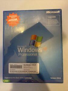 *New Sealed* Microsoft Windows XP Professional Upgrade