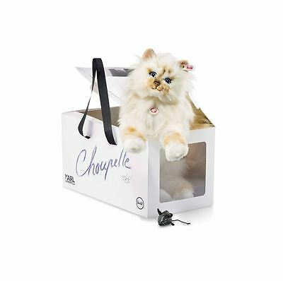 Steiff Karl Lagerfeld Choupette The Cat EAN 356001 Limited Edition Gift Fashion