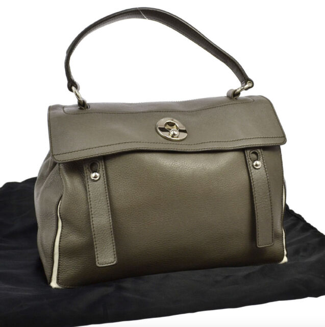SUPERBE SAC/HANDBAG YVES SAINT LAURENT MUSE TWO