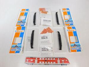 Candide Bz988-0, 5# 4x Roco Line H0 40298 Exigeant Pour Droits Douces, Neuw + Neuf Dans Sa Boîte-afficher Le Titre D'origine