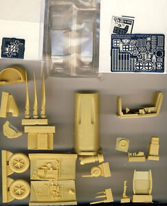 Aires-German-Messerschmitt-Bf-109F-2-F-4-Conversion-Set-Hasegawa-1-32-NEU-kit