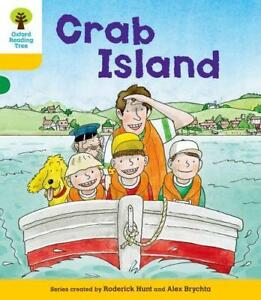 Oxford-Reading-Tree-Decode-and-Develop-More-A-Level-5-Crab-Island-by-Shipton