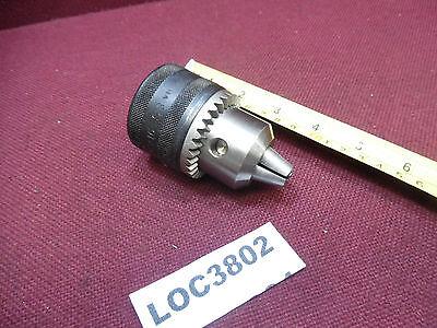 0 Jacobs Llambrich Shank Morse Taper 2 to 3//8-24 Threaded Shank Arbor