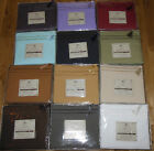 SANDERS CLARA CLARK DELUXE SUPREME 1500 TC COLLECTION DEEP POCKET 4 pc SHEET SET