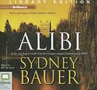 Alibi by Sydney Bauer (CD-Audio, 2012)