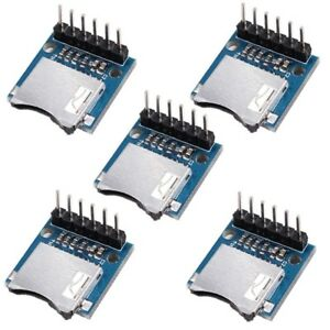 5Pcs-Mini-SD-Card-Module-Memory-Module-Micro-SD-Card-Module-for-Arduino-AVR-ARM