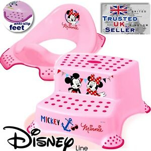 Disney Minnie Baby Toddler Toilet Training Seat Amp Double
