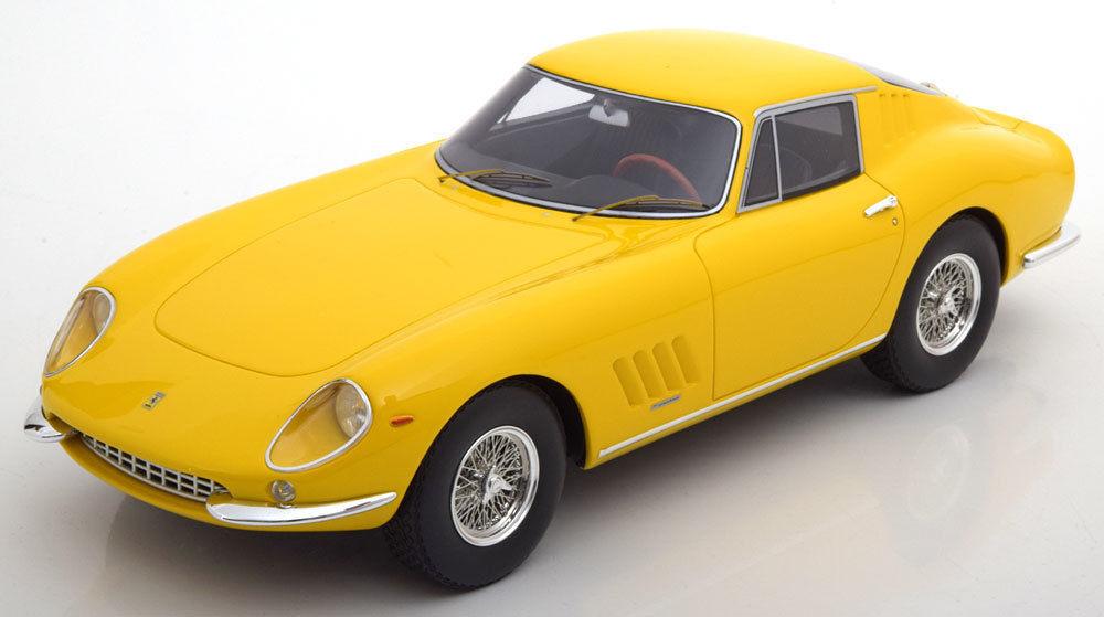 CMR 1965 Ferrari 275 GTB jaune 1 18New objet  rare à trouver