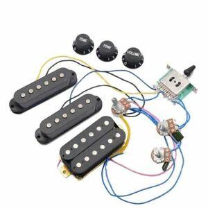 New-KIT-STRAT-HSS-electronique-2-PU-single-1-humbucker-guitare-stratocaster