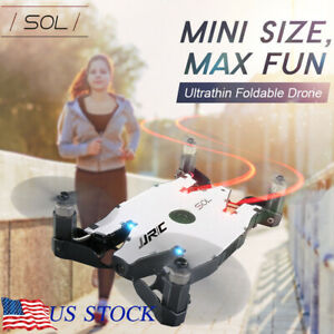 New JJRC H49 SOL WIFI FPV Ultrathin Foldable Selfie Drone...