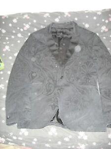 mens-black-decorative-jacket-blazer-size-50-34-034-chest