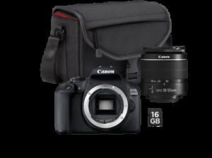 CANON EOS 2000D Set Spiegelreflexk