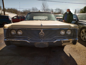 1967 Chrysler Imperial le baron convertible