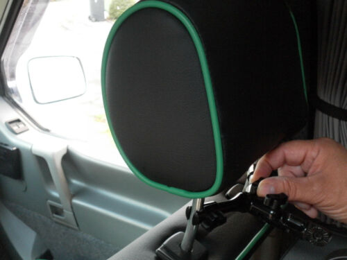 "TV Headrest Mounting Bracket,VESA Compatible,Campervan,Motorhome,14/"" to 27/"" TV/'s"