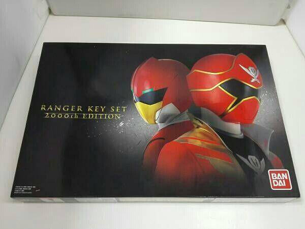 RANGER KEY SET 2000th EDITION from JAPAN NEW
