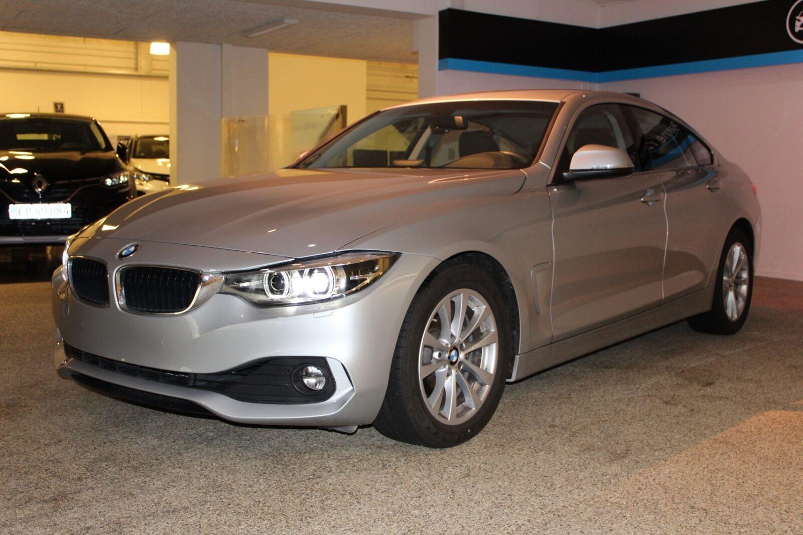 BMW 420i Billede 0