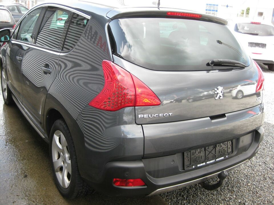 Peugeot 3008 1,6 HDi 112 Active Diesel modelår 2013 km