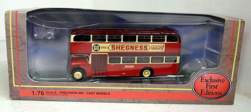 EFE 1 76 Scale 30706 AEC Renown Bus Barton Transport diecast Model Bus