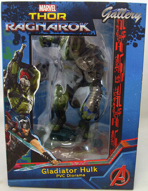 Marvel Gtuttiery Thor Ragnarok Hulk Statue