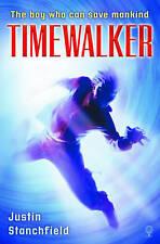 Timewalker, New, Stanchfield, Justin Book