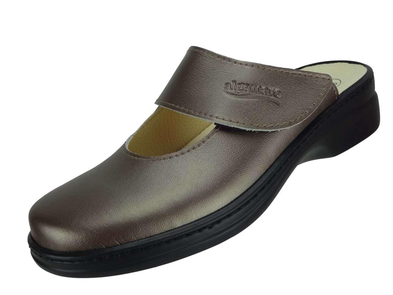 Algemare señora clog casa zapato nappino sani-pur cambio plantilla 59482 59482 59482 _ 9494 sandalia  Con precio barato para obtener la mejor marca.