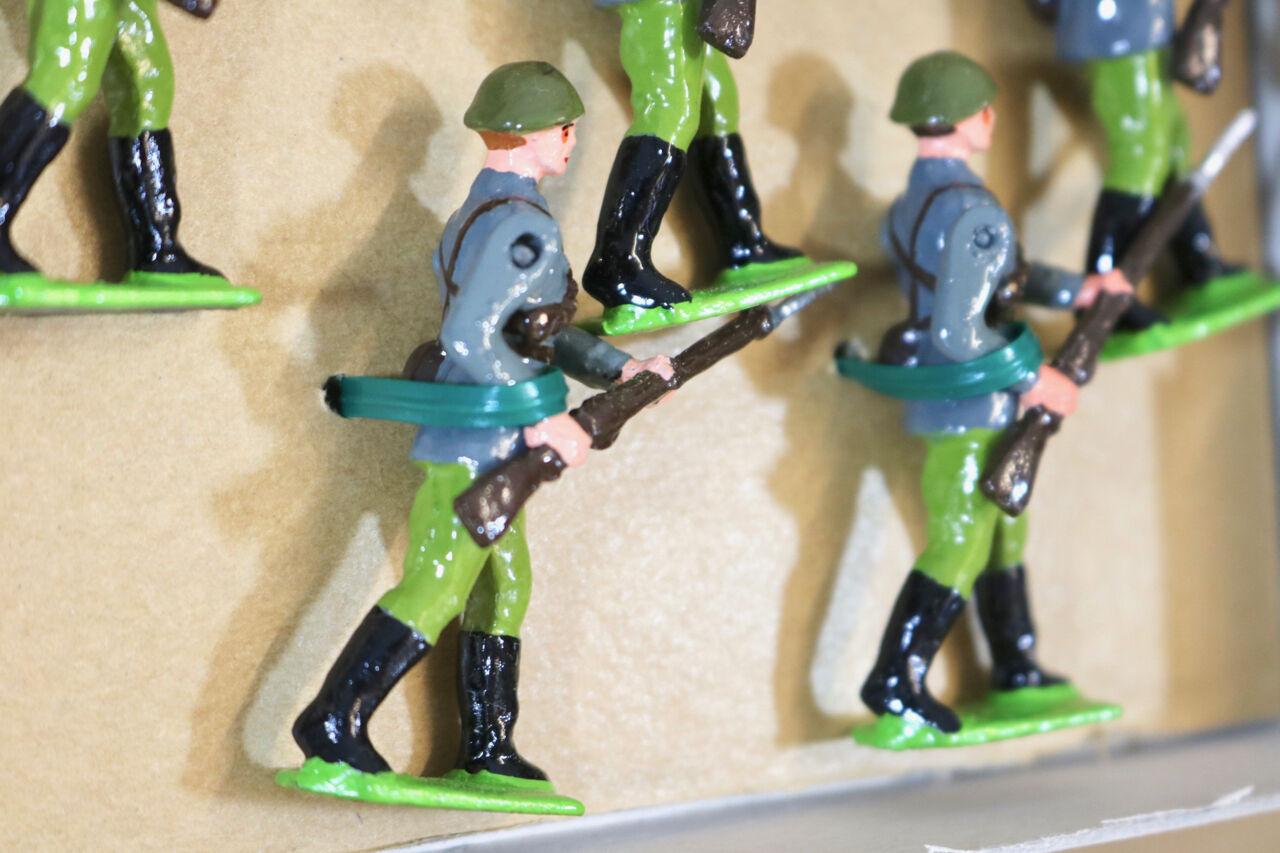 Little Wars 223 223 223 Zweiter Weltkrieg der Roten Armee Infanterie Im Sommer Kleid Nj 3a1cc7