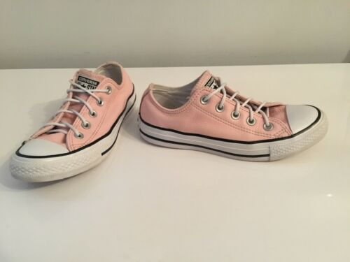 pour taille dames 4 blanc rose Stars Chaussures Converse femme authentiques All wpTwSzqd