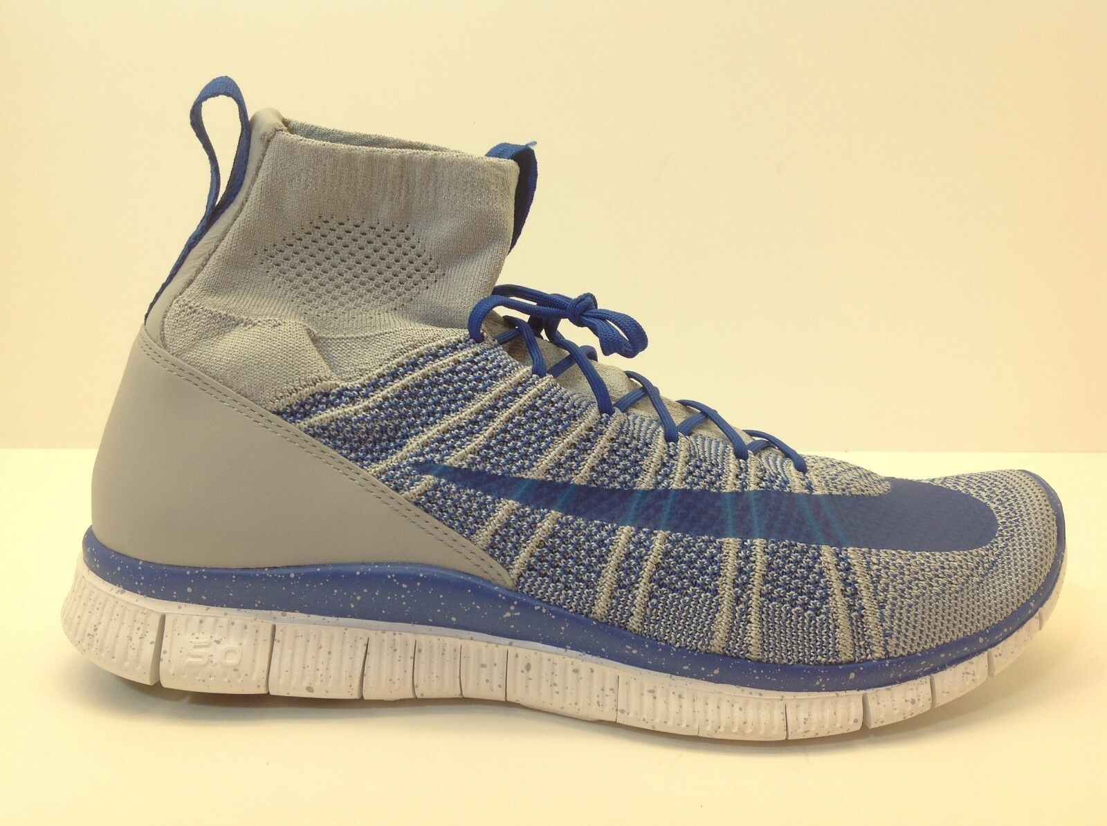 Nike free box flyknit sprunghafter 11-11.5 new in box free kein deckel 805554 003 356cb6