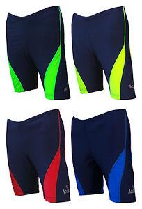 ACCLAIM Fitness Beijing Mens Navy Running Fitness Keep Fit Training Lycra Shorts Kleding, fitnessaccessoires Sport en vakantie