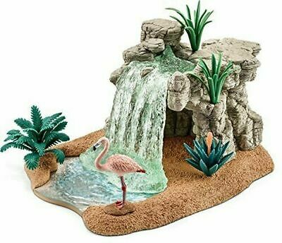 3-7 Days from Japan Schleich North America Waterfall Playset