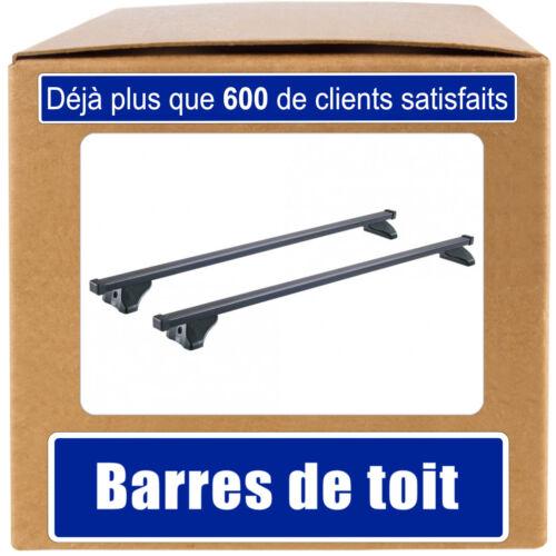 Mercedes CLA Shooting Brake//SW X117 de 15 Barres de toit en Acier Spécifique