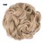 XXL-Scrunchie-Haargummi-Haarteil-Haarverdichtung-Hochsteckfrisur-Haar-Extension 縮圖 30