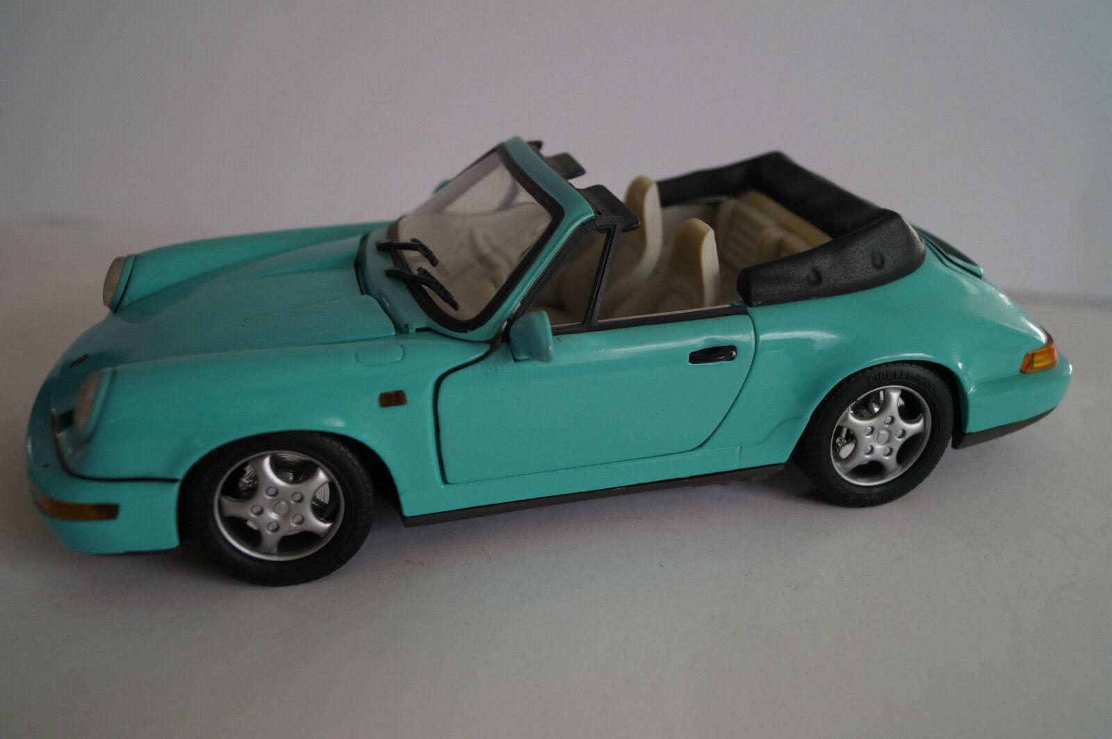 Anson Modellauto 1 18 Porsche 911 Cabriolet