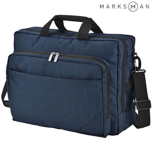 Borsa a Tracolla Portacomputer 15,6 Navigator Marksman Cartella PC Porta Tablet