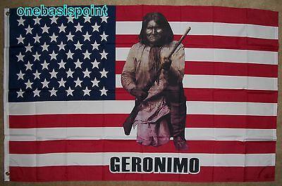 3X5 USA Flag American Flag Indian Native American 3/'x5/' Banner FAST USA SHIPPING