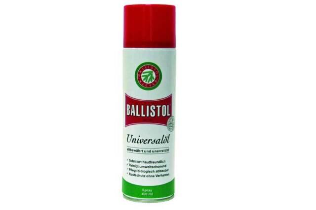 Ballistol Universalöl,  Pflegeöl,  Waffenöl Spray 1x 400ml