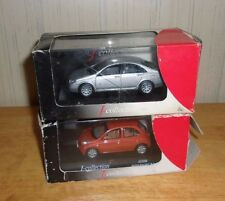 J Collection 1:43 lot of 2 Nissan Micra JC030 & The New Nissan Primera JC09009G