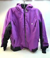 Women's Coldwave Sno Storm Snostorm Snowmobile Jacket Purple/black Winter Jacket