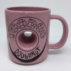e5073ff1b16 Image is loading Voodoo-Doughnut-Mug-Cup-The-Magic-Is-In-