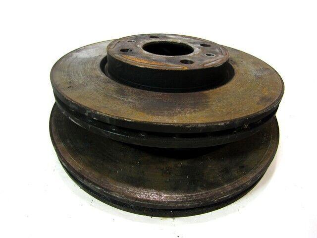 46401356 Par Discos de Freno Delanteros Utilizados FIAT Qubo 1.4 57KW 5P B / Met