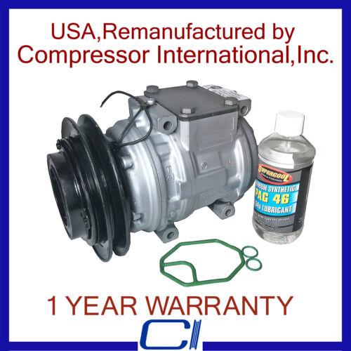 1989-1995 Toyota Pickup 2.4L OEM Reman A//C Compressor