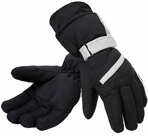 Waterproof-Men-3M-Thinsulate-Winter-Motorcycle-Ski-Snowboarding-Hiking-Gloves