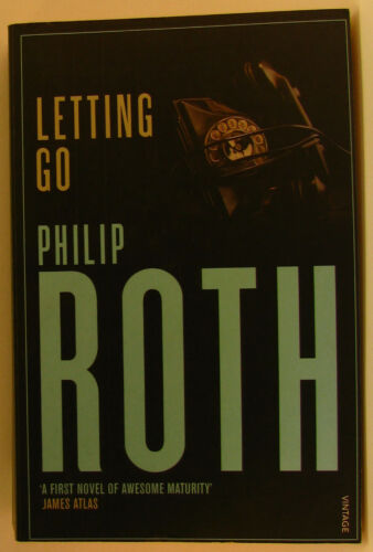 1 of 1 - #AU, Philip Roth LETTING GO S/cover Postage Fast & FREE Ask Agnes