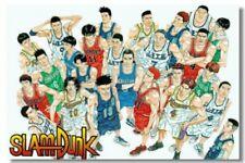 Poster Air Slam Dunk Japan Anime Boy Room Club Wall Cloth Print 505