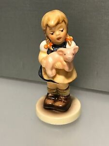 Hummel-Figurine-2052-My-Pig-3-1-2in-1-Choice-Pot-Condition
