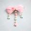 Girls Lolita Hairpin Hair Accessories Kawaii Bow BNT Headband Necklace Bracelet