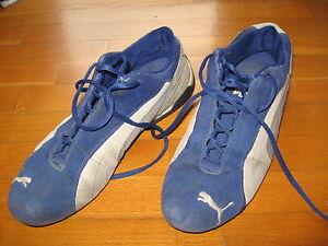 scarpe puma blu